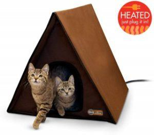 A_Frame_Multi_Kitty_Outdoor_Heated_Kitty_House